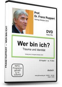 Wer bin ich, Ruppert Vortrag DVD
