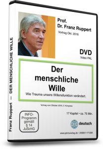 DVD Cover Der menschliche Wille
