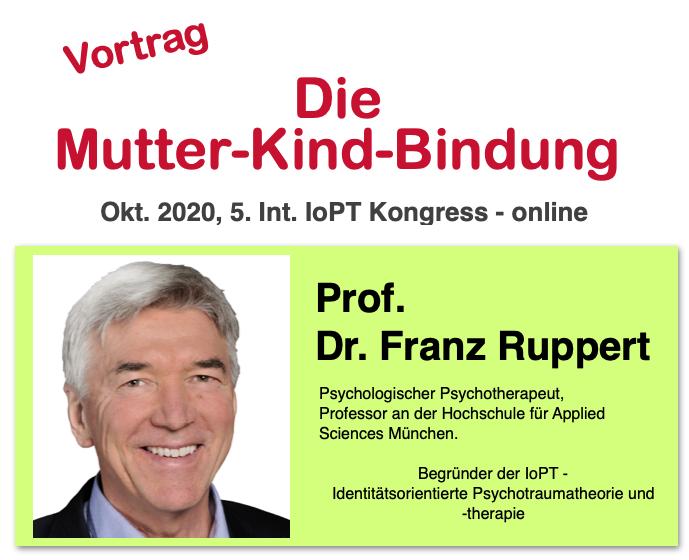 Die-Mutter-Kind-Bindung Vortrag Franz Ruppert
