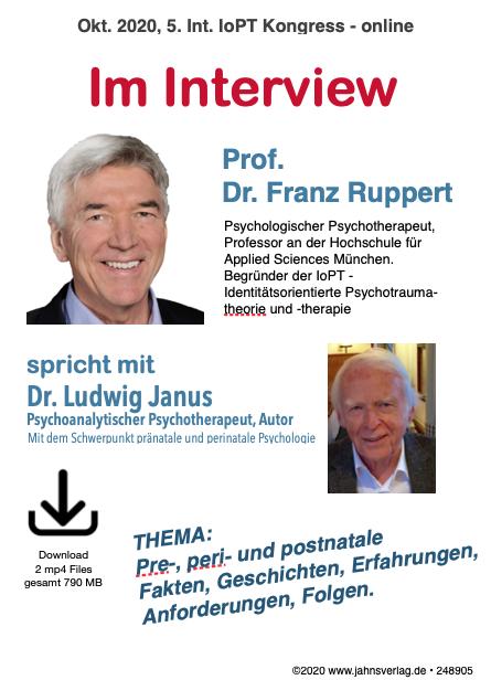 Interview Franz Ruppert mit Ludwig Janus DL