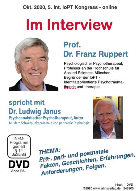 Interview Franz Ruppert mit Ludwig Janus