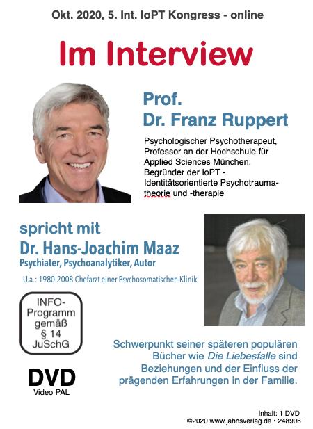 Interview Franz Ruppert mit Hans-Joachim Maaz