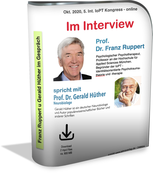 Franz Ruppert interviewt Gerald Hüther DL