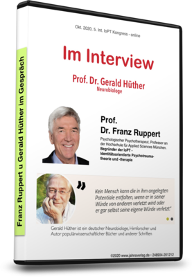 Interview Ruppert mit Gerald Hüther